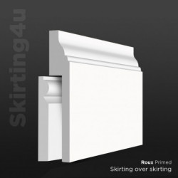 Roux MDF Skirting Cover SAMPLE