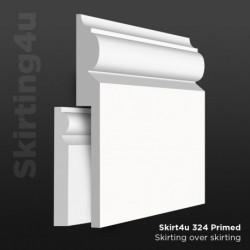 S4U 324 MDF Skirting Cover SAMPLE