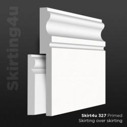 S4U 327 MDF Skirting Cover SAMPLE
