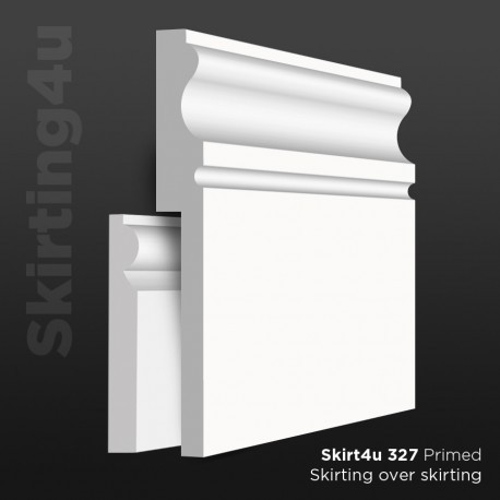 S4U 327 MDF Skirting Cover SAMPLE