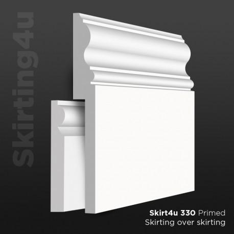S4U 330 MDF Skirting Cover SAMPLE