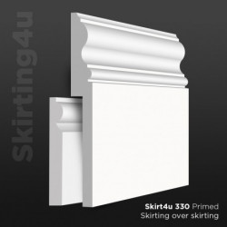 S4U 330 MDF Skirting Cover SAMPLE