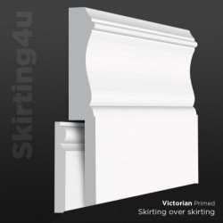 Windsor MDF Skirting Cover SAMPLE