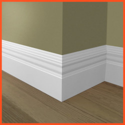 Asmara 4 MDF Skirting Board