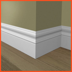 Skirt4u 330 MDF Skirting Board