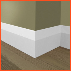 Chamfer MDF Skirting Board