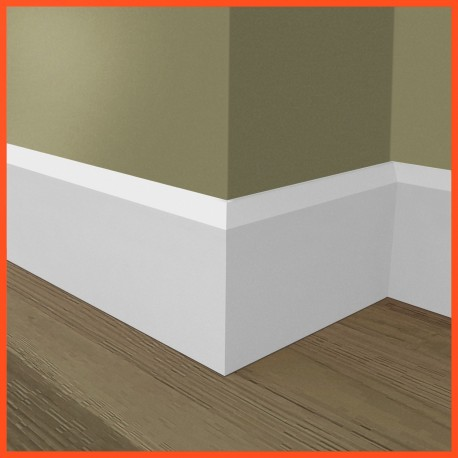 Edge MDF Skirting Board