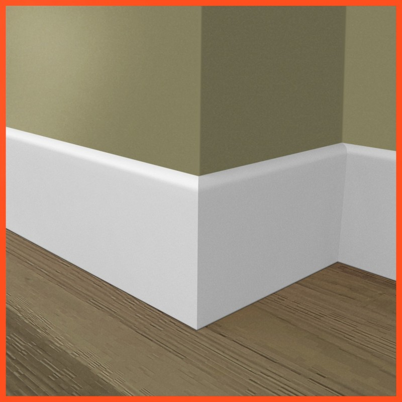 Mini bullnose mdf skirting board quality