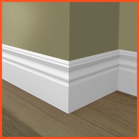 Victorian 2 MDF Skirting Board