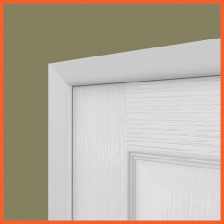 Bullnose MDF Architrave White Primed