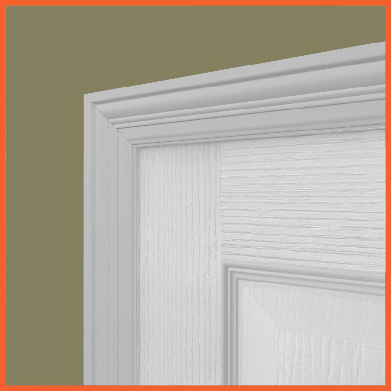 Touch Up Spray Paint >> Antique Architrave - Quality MDF Architrave | Skirting 4 U