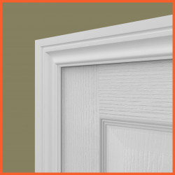Skirt4U 327 MDF Architrave White Primed