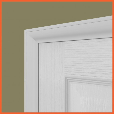 Asmara 5 MDF Architrave White Primed