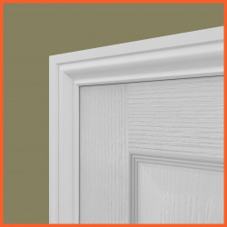 Ogee MDF Architrave White Primed