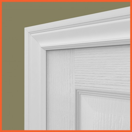 Windsor MDF Architrave White Primed