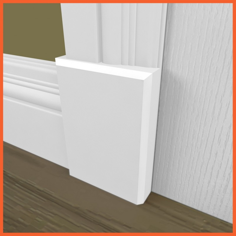 Edge Plinth Block | Skirting 4 U