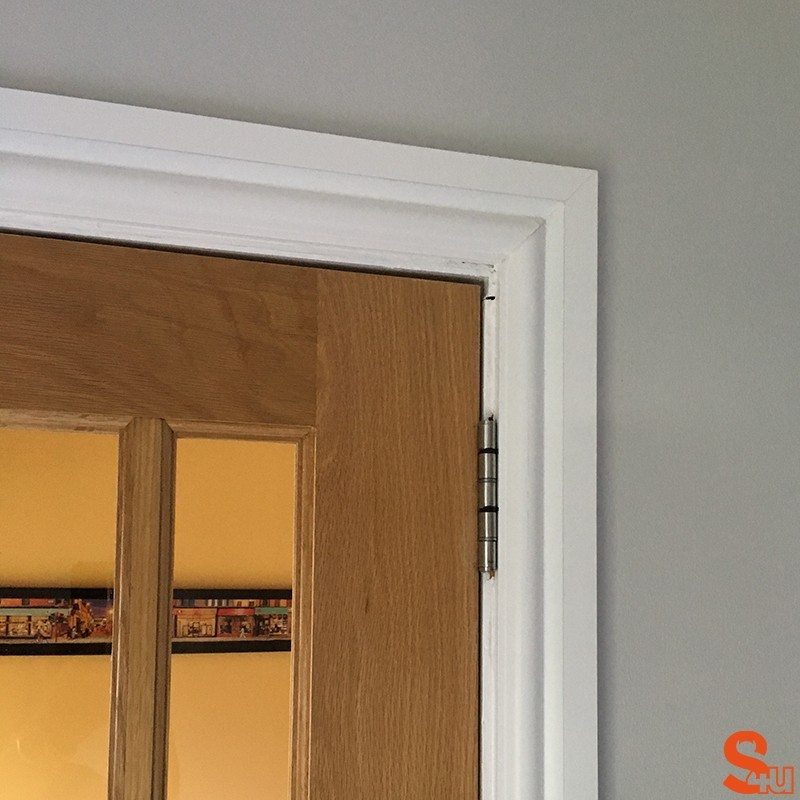 ... Torus 2 MDF Architrave White Primed & Torus 2 Architrave - Decorative door surround | Skirting 4 U