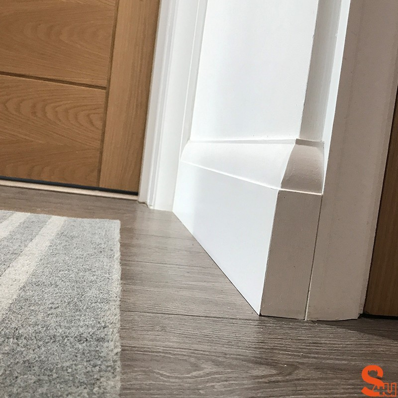 Ovolo Mdf Skirting Board Skirting Online Pre Painted