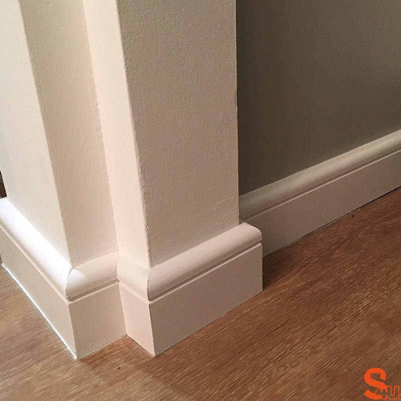 bullnose groove skirting board quality mdf skirting boards. Black Bedroom Furniture Sets. Home Design Ideas