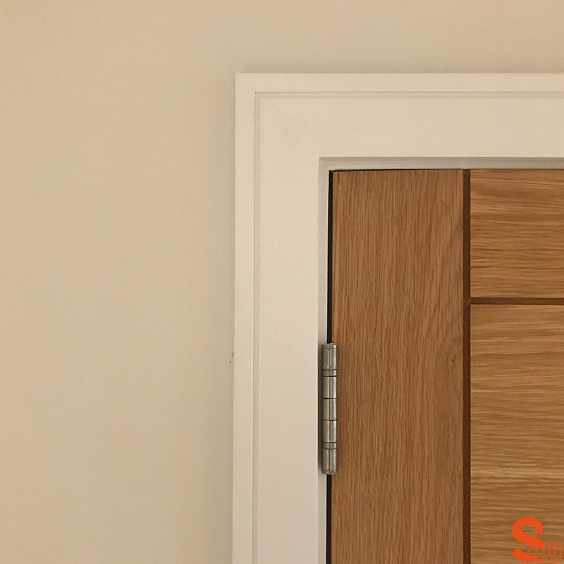 Square Groove Architrave