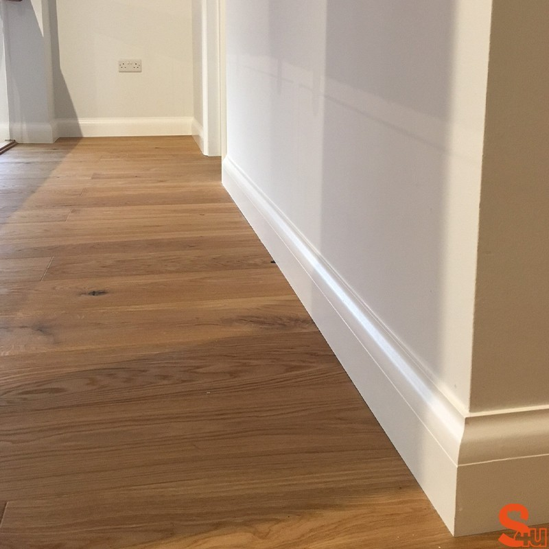 how to choose skirting board