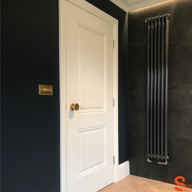 Georgian Mdf Architrave Decorative Door Surrounds From Skirting4u