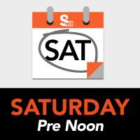 Saturday Delivery Icon