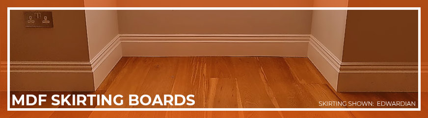 mdf skirting boards
