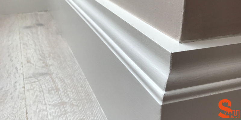 contemporary skirting boards roux
