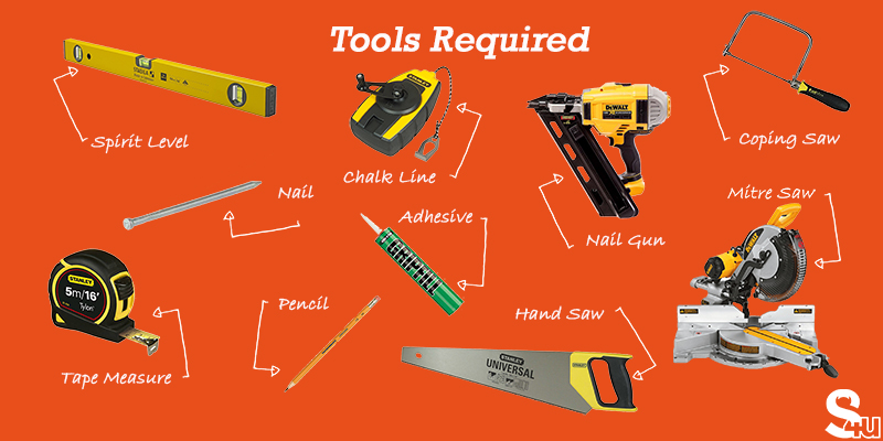 Picture Rail Tools