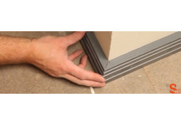 How to Create an External Mitre Joint for Skirting Boards