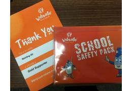 Skirting 4 U is Working with Kidsafe!