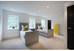 Tall Skirting Boards: How To Match Architrave To Larger Skirting