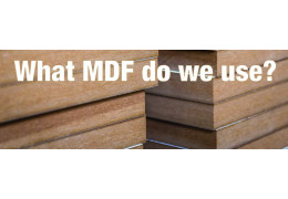 What is MDF (and what type of MDF do Skirting 4 U use)?