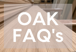 Oak Skirting Boards & Architrave: FAQ's about Solid Oak Wood