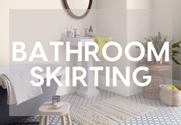 Are MDF Skirting Boards Suitable for the Bathroom?